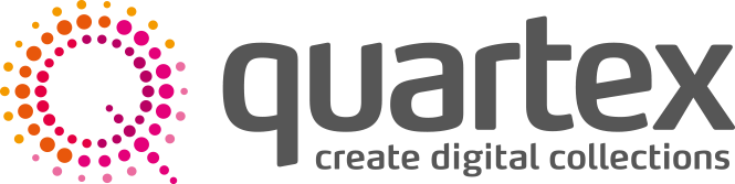 quartex create digital collections