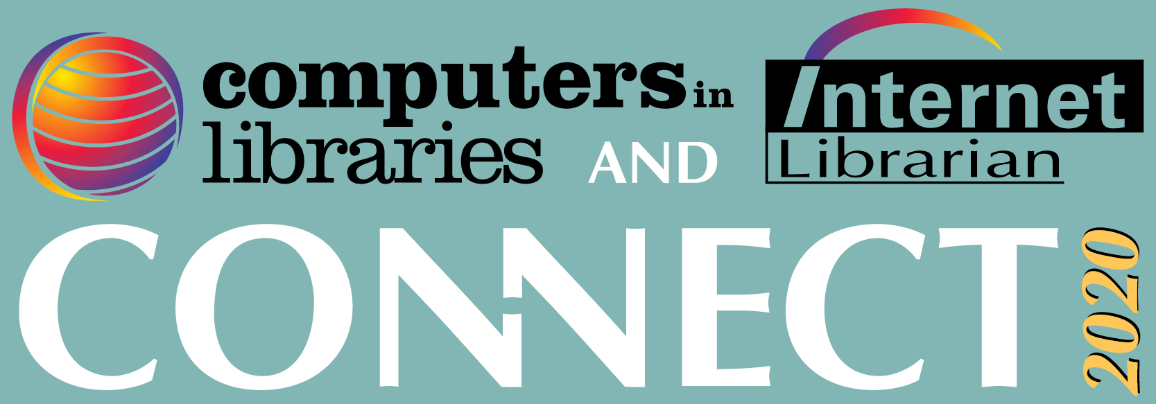 Join us at Computers in Libraries Connect 2020