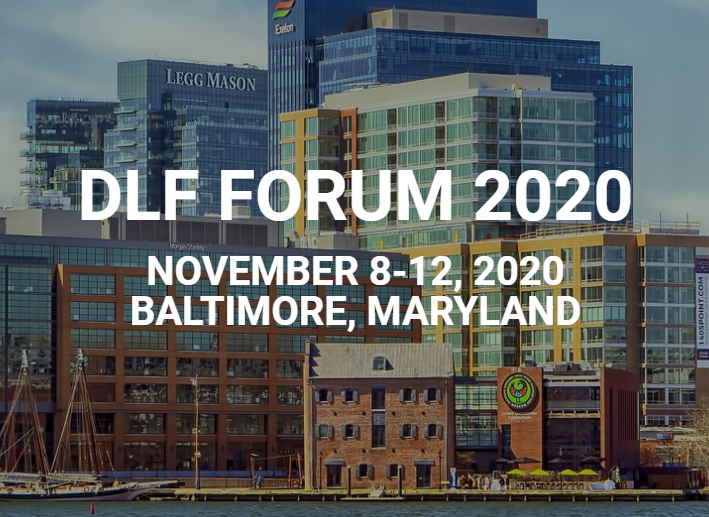 Join us at the DLF Forum in November!