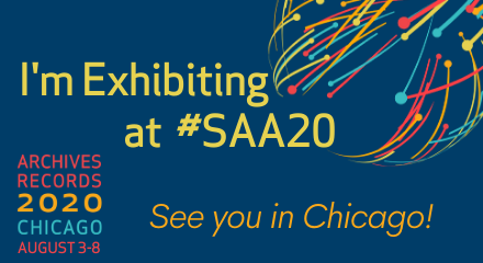 Join us at SAA | CoSA 2020!