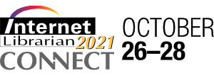 We're presenting at Internet Librarian Connect 2021!