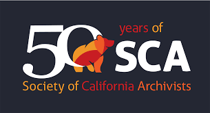 Join us at the Society of California Archivists AGM